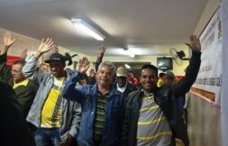 Assembleia da Campanha Salarial 2017/2018 - subsede Taboão 01 de setembro