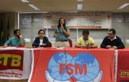 CTB realiza encontro na sede do Sindicato para discutir a situação dos imigrantes e refugiados no país