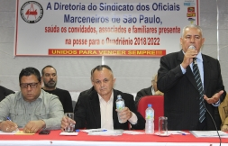 Posse da Diretoria do Sindicato para o Mandato 2018/2022 - Agosto 2018
